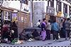 Marché de Leh (Ladakh)