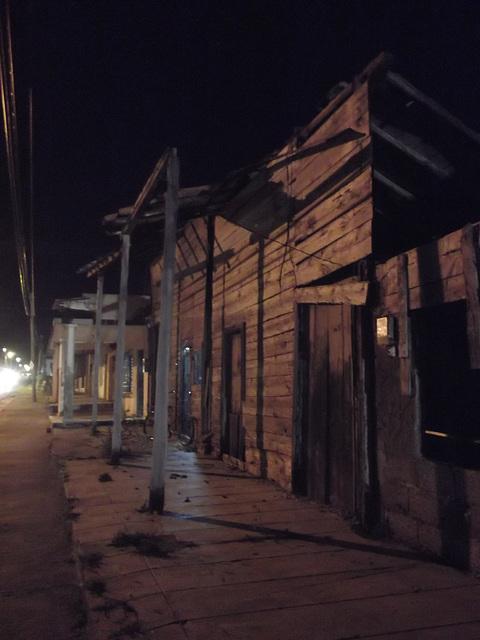 Bois de soirée sur Cuba