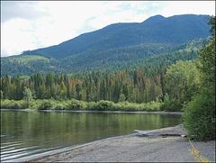 Mahood Lake, BC