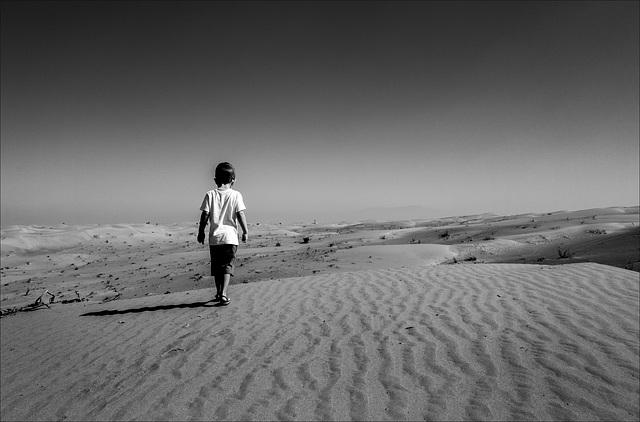 Dubai, Imensity ahead