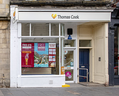 Thomas Cook, Bell Street, St Andrews
