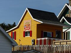 Day 7, Tadoussac village, Quebec