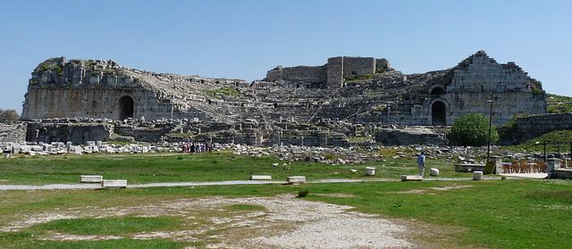 Miletus- The Great Theatre