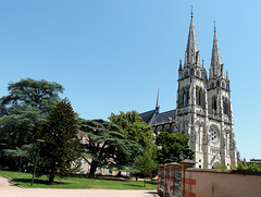 Moulins Cathedral, Moulins, France
