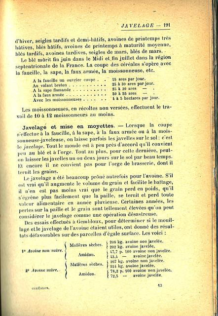 R. Dumont (c'est REMI dumont !) le père de René Dumont était aussi agronome