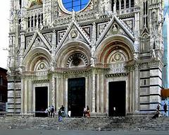 Toskana. Dom von Siena. ©UdoSm