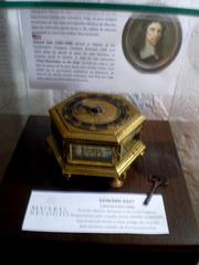 Edward East clock (17th century).