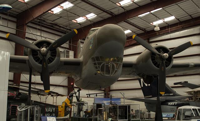 Pima Air Museum Douglas B-18b (# 0625)