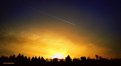 A Princely comet :)