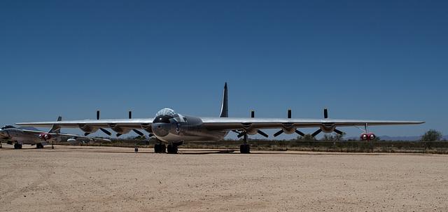 Pima Air Museum Convair B-36 Peacemaker (# 0660)