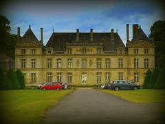 Chateau de Raray - Oise