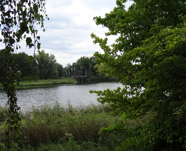 Britzer Park Berlin