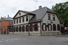 in den Strassen von Riga (© Buelipix)