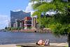 Relaxen - im Glanze der Elbphilharmonie