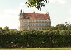 Das Schloss in Güstrow