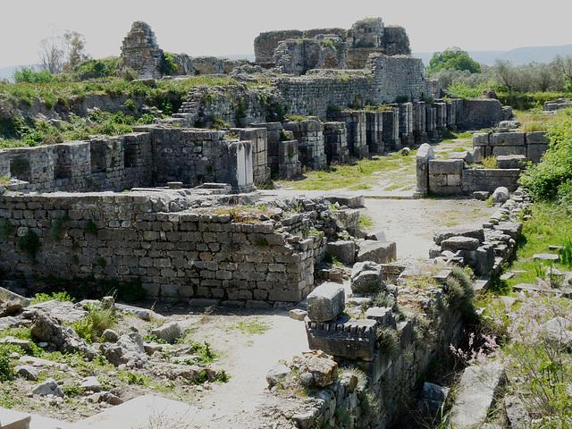 Miletus- Faustina Baths