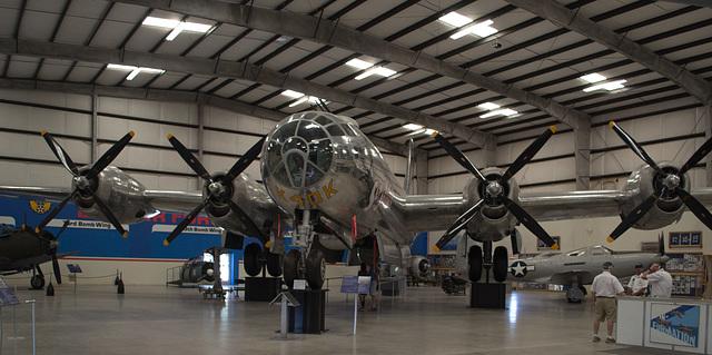 Pima Air Museum B-29 Superfortress (# 0683)