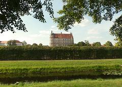 Güstrow, das Schloss