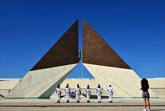Monumento Nacional aos Combatentes do Ultramar, Forte do Bom Sucesso