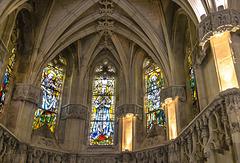 capilla San Huberto, Amboise