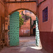 Marrakesh doors