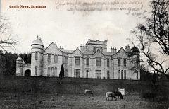 Castle Newe, Aberdeenshire, Scotland (Demolished)