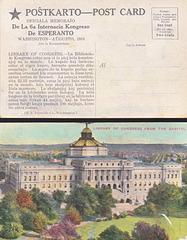 BK - Kongresa Biblioteko en Vaŝingtono 1- 910