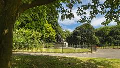 Joseph Lister Statue, Kelvingrove, Glasgow