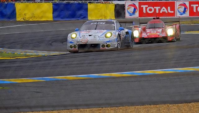 Le Mans 24 Hours Race June 2015 77 X-T1