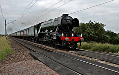 "LNER A3 Class 4-6-2 no 60103 ""Flying Scotsman"" on ""THE WHITE ROSE""  ~ June 18th 2016"