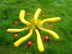 Früchte der Sonne - fruktoj de la suno