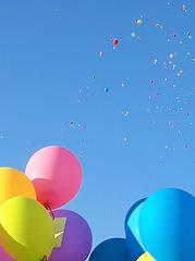 Ballons : belle nouvelle semaine