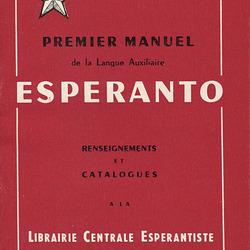 Premier manuel d'espéranto