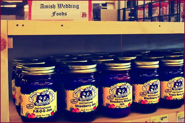 Amish jam