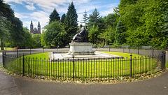 Lord Kelvin Statue, Kelvingrove, Glasgow