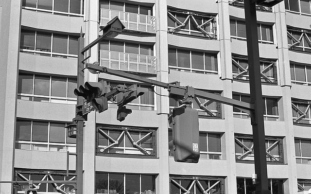 City hall seismic retrofitted