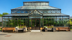 Main Range of Greenhouses, Glasgow Botanic Gardens