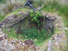 Foul Clough shaft