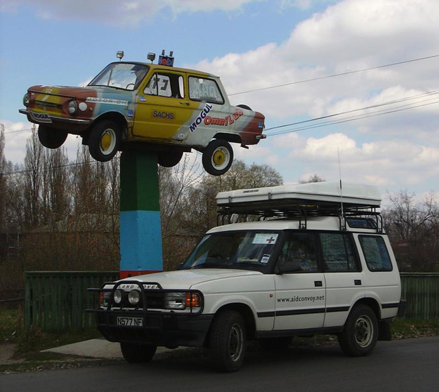 car-on-a-stick