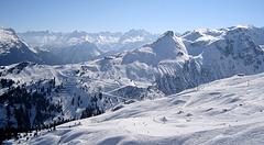 Austria - St. Gallenkirch, Silvretta Montafon