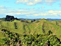Across Hills.