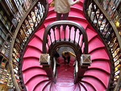 Buchhandlung Lello in Porto (Foto 3)