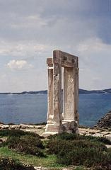 Naxos/Kykladen - Die Portara
