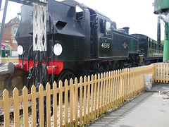 HFF from the Isle of Wight Railway