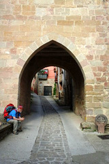Cirauqui (Navarre, Espagne)
