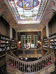 Buchhandlung Lello in Porto (Foto 1)