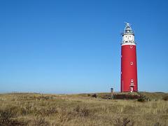 Nederland - Texel, Eierland Vuurtoren