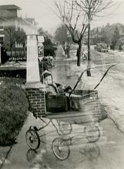Brick Baby Buggy