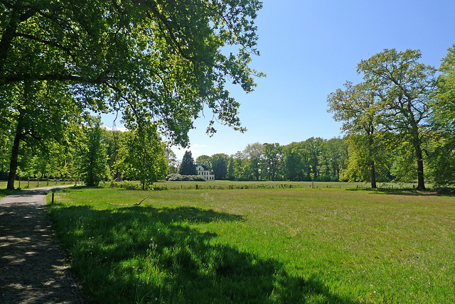 Nederland - 't Harde, Huis Schouwenburg
