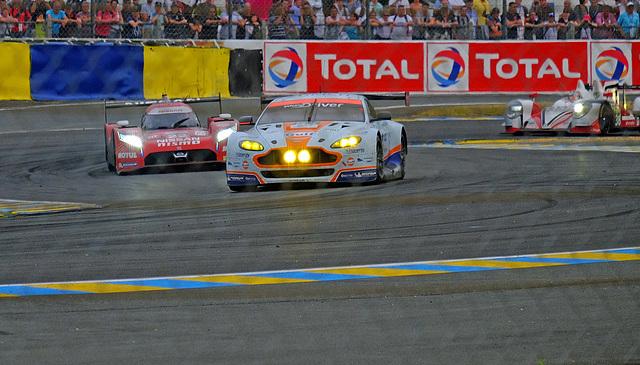 Le Mans 24 Hours Race June 2015 82 X-T1